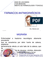 farmaco - unidad 3 - tema anexo - Farmacos antimigrañosos - 25jun14.ppt