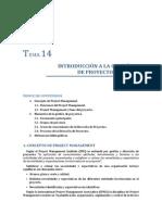 Tema 14. Introducción a la gestion del proyecto.pdf