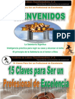 Semianrio 15 Claves para Ser un Profesional de Excelencia.pdf