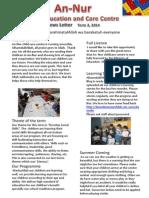 News Letter.term3.Dunedin