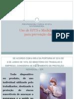 MEDIDAS GERAIS PARA PREVENÇÃO DE IHS E USO E EPIS.pptx