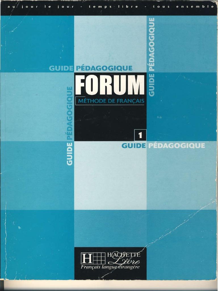 forum 1 - guide pedagogique.pdf 61773c32289f