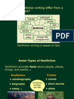 nonfiction and review of f-o and c-c