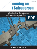 Expert Salesperson Article
