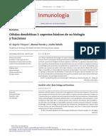 2011. M Begoña. Celulas Dendriticas I Aspectos basicos de su biologia y funciones.pdf