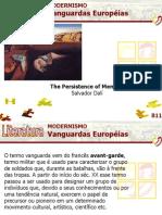 07_ESCOLAS_LITERARIAS_VANGUARDAS_EUROPEIAS.pps