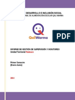 Modelo Informe Gestion UT Ene - Jul MODIFICADOOOO.doc
