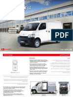 Daihatsu Panel Van