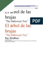 El Arbol de Las Brujas R. Bradbury