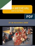 Feira Medieval PPT