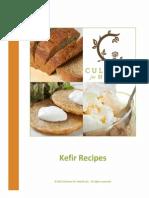 Some Kefir Recipes