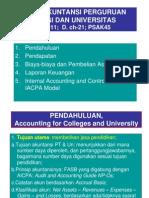 W.12 ASP b.11;Acctg fdor Privat NfP Colleges & Univ.ppt