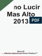 Como Lucir Mas Alto 2013.pdf
