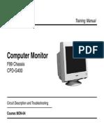 4 Sony Monitor