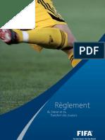 Reglements Transferts FIFA