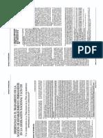 Diferencias en el tratamiento de etablecimiento permanente en la legislación nacional y los CDI - Durán Rojo.pdf