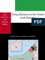 Doing Business in UAE Presentation