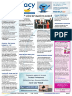 Pharmacy Daily for Wed 22 Oct 2014 - QPIP wins Innovative award, Advanced practice consultation, Pharma disclosure hailed by CHF, Health, Beauty and New Products, and much more