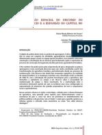 A dimensão espacial do discurso do agronegócio e a expansão do capital no campo - Sônia Maria Ribeiro de Souza e Antônio Thomaz Júnior.pdf