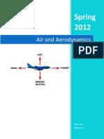 air and aerodynamics unit plan