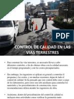 CONTROL DE CALIDAD EN LAS VIAS TERRESTRES.pptx