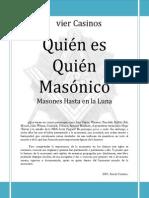 Xavier Casinos - Quien Es Quien Masonico - Masones Hasta En La Luna.pdf