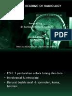 EDH Radiology
