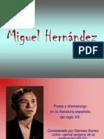 Miguel Hernandez.ppt