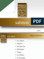 # Seminario - SALMOS # TOMO I #.ppsx