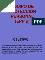 EQUIPO DE PROTECCION PERSONAL.ppt