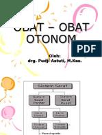 OBAT  OTONOM kbk