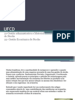 UFCD 21 22