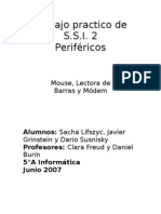 TP 2 Perif�ricos