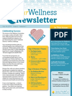 OurWellness Newsletter July 2014