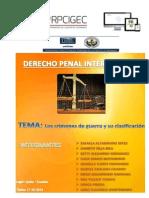 LOS CRIMENES DE GUERRA Y SU CLASIFICACION (MANDALA).pdf