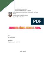 EXPLOTACION DE CRUDOS.. TRABAJO Propiedades Térmicas De Las Rocas Y Los Fluidos...docx
