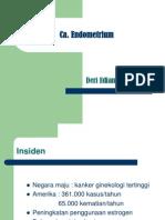 CA Endometrium