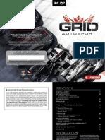 Grid Autosport Std Manual Pc Au v1