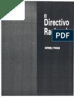 El directivo racional - Kepner y Tregoe.pdf
