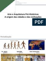 Arte e Arquitetura Pré-Históricas.pptx