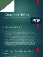 Dịch vụ in hiflex giá rẻ cạnh tranh toàn quốc..pptx