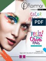 Catálogo Flormar Campaña 15-16 2014