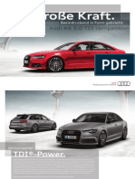Audi A6 3.0 TDI competition (DE)