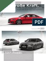 Audi A6 3.0 TDI competition (DE)