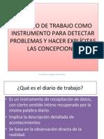 EL DIARIO DE TRABAJO .ppt
