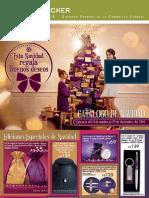 Catálogo de Navidad Yves Rocher 2014