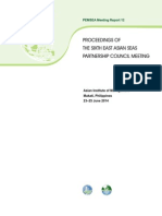 Proceedings of the Sixth East Asian Seas Partnership Council Meeting