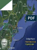 NE Regional Pipeline Map