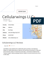 Cellularwings