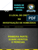 INVESTIGAÇÃO DE HOMICIDIOS.ppt